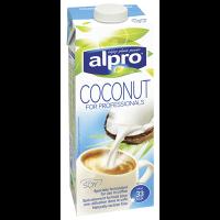 Alpro Kokosnussdrink Milchersatz aus Soya, 1,4 % Fett 1 l Packung