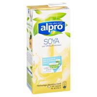 Alpro Sojadrink Vanille 1,7 % Fett 1 l Packung