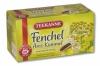 Teekanne Fenchel Anis Kümmel 20er