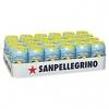 Sanpellegrino Limonata Kohlensäurehaltiges Zitronenfruchtsaftgetränk